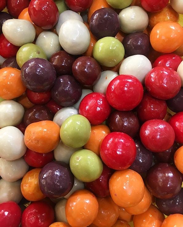 Perles de Fruits