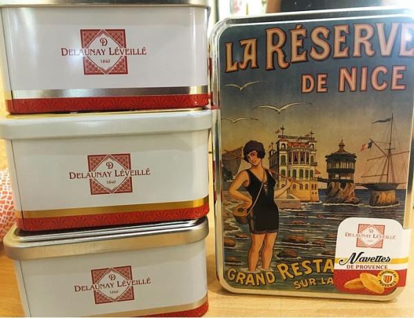 Boîte de Navettes de Provence