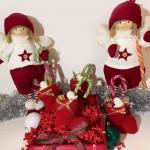 Chaussette gourmande de Noël
