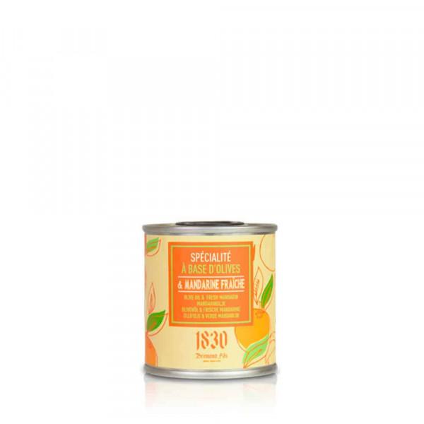 Huile d'olive vierge extra aromatisée à la mandarine fraîche