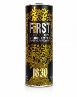 Première huile d'olive BIO extra vierge de Provence