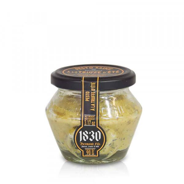Pesto provençal à la truffe d'été